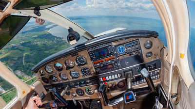 N4098F - Piper PA-28-151 Cherokee Warrior - Solo Aviation