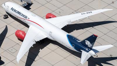 XA-SSS - Boeing 787-9 Dreamliner - Aeromexico