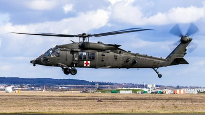 14-20700 - Sikorsky HH-60M Blackhawk - United States - US Army