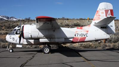 N710VC - Grumman S-2F-1 Tracker - Cactus Air Force