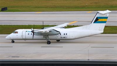 C6-BFJ - Bombardier Dash 8-311 - Bahamasair