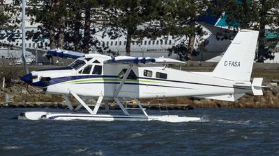 C-FASA - De Havilland Canada DHC-2 Mk.III Turbo-Beaver - Private