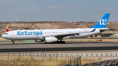 EC-MHL - Airbus A330-343 - Air Europa