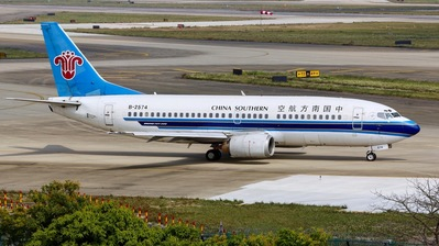 B-2574 - Boeing 737-37K - China Southern Airlines