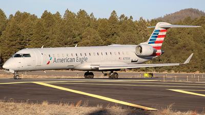 N715SK - Bombardier CRJ-701ER - American Eagle (SkyWest Airlines)
