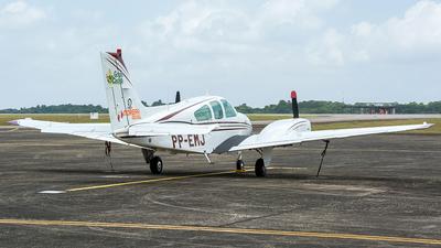 PP-EMJ - Beechcraft 95-B55 Baron - Private