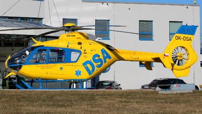 OK-DSA - Eurocopter EC 135T1 - Delta System-Air