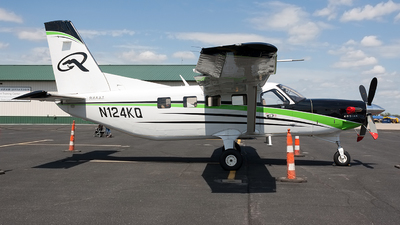 N124KQ - Quest Aircraft Kodiak 100 - Private