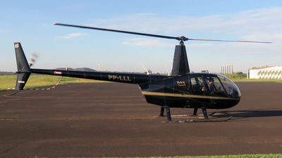 PP-LLL - Robinson R44 Raven II - Private
