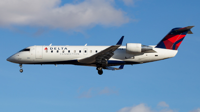 N477CA - Bombardier CRJ-200ER - Delta Connection (SkyWest Airlines)