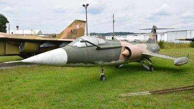 56-0929 - Lockheed F-104C Starfighter - United States - US Air Force (USAF)