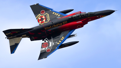 77-8399 - McDonnell Douglas F-4EJ Kai - Japan - Air Self Defence Force (JASDF)