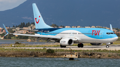 A picture of GTAWC - Boeing 7378K5 - TUI fly - © Moritz Klöckner