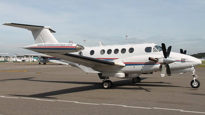 OO-AIS - Beechcraft 200T Super King Air - Aerodata