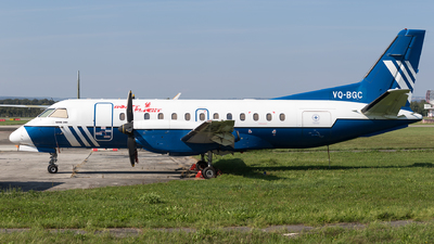 VQ-BGC - Saab 340B - Polet Flight