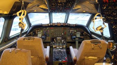 HB-ICC - Convair CV-990 Coronado - Swissair
