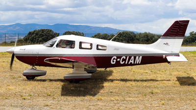 G-CIAM - Piper PA-28-181 Archer III - Private