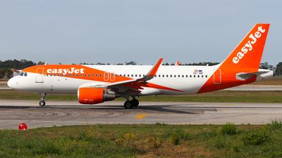 OE-INF - Airbus A320-214 - easyJet Europe