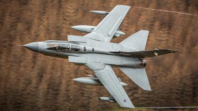 ZA606 - Panavia Tornado GR.4 - United Kingdom - Royal Air Force (RAF)
