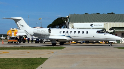 ZS-PNP - Bombardier Learjet 45 - Private