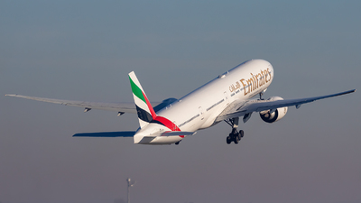 A6-EQC - Boeing 777-31HER - Emirates