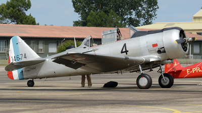 F-AZEZ - North American T-6G Texan - Private