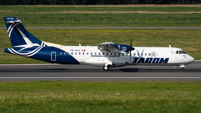 A picture of YRATL - ATR 72600 - Tarom - © Thomas Ranner