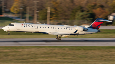 N659CA - Bombardier CRJ-701ER - Delta Connection (GoJet Airlines)