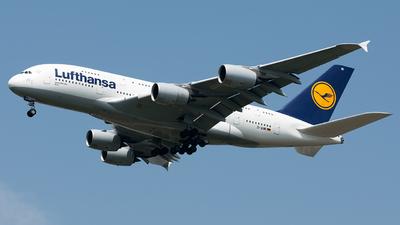 D-AIMI - Airbus A380-841 - Lufthansa