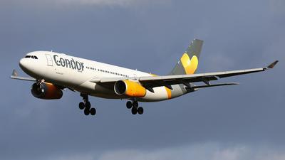 G-VYGK - Airbus A330-243 - Condor (Air Tanker)
