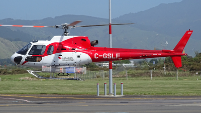 C-GSLF - Eurocopter AS 350B2 Ecureuil - Canadian Helicopters