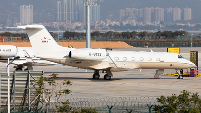 B-8133 - Gulfstream G450 - Private