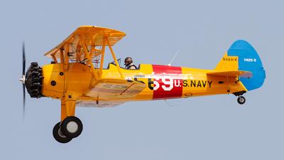 A picture of N56914 - BoeingStearman Model 75 - [752101] - © Jeremy D. Dando