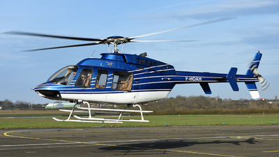 F-HOAH - Bell 407 - Private