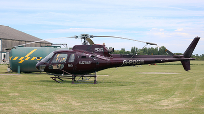 A picture of GPDGR - Airbus Helicopters H125 -  - © Jimmy Day