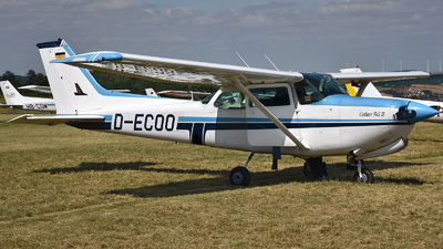 D-ECOO - Cessna 172RG Cutlass RG - Private