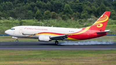 B-2115 - Boeing 737-36N(SF) - Suparna Airlines