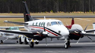 N100V - Beechcraft C90A King Air - Private
