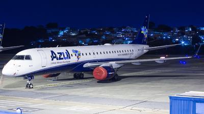 PR-AZA - Embraer 190-100IGW - Azul Linhas Aéreas Brasileiras