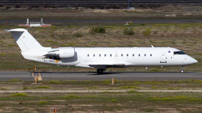 A picture of ECNHU - Mitsubishi CRJ200ER - Air Nostrum - © Alejandro Gutierrez Martin