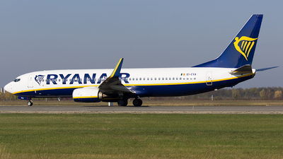 EI-EVA - Boeing 737-8AS - Ryanair