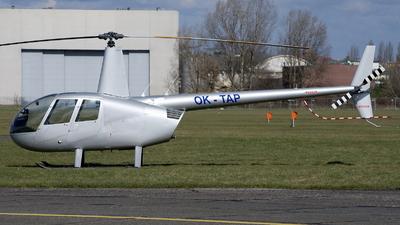 OK-TAP - Robinson R44 Raven - LPS - Letecké Práce a Služby