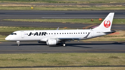 JA249J - Embraer 190-100STD - J-Air