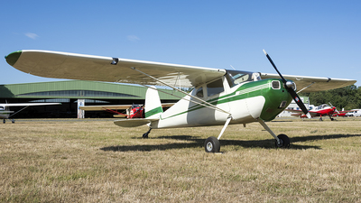 NC72203 - Cessna 140 - Private