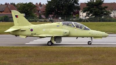 ZK125 - British Aerospace Hawk Mk.132 - BAe Systems