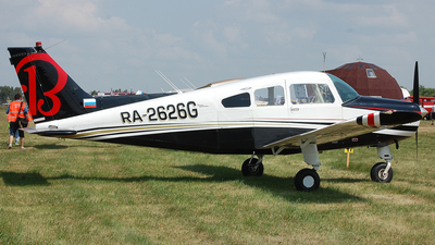 RA-2626G - Beechcraft A23 Musketeer - Private