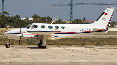 HB-LNW - Cessna 340A - Farner Aviation