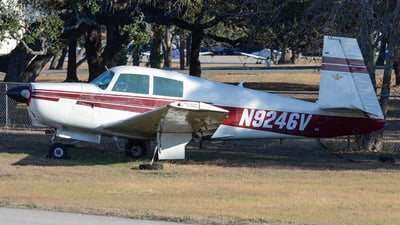 N9246V - Mooney M20C - Private