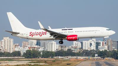 VT-SLL - Boeing 737-8EH - SpiceJet