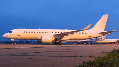 VP-BJC - Airbus A220-300 - Untitled